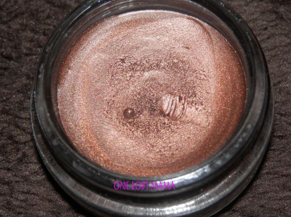 Color Coat Cream Eyeshadow in Bronzed